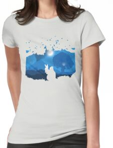 Ori and the Blind Forest Womens Fitted T-Shirt