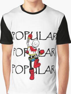 Undertale Papyrus Popular Graphic T-Shirt