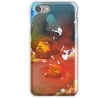 Red American Desert  iPhone Case/Skin