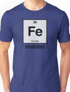 Iron Maiden (Fe)  Unisex T-Shirt