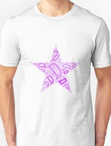 Word Art D T-Shirt