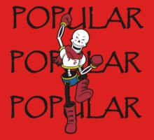Undertale Papyrus Popular One Piece - Short Sleeve