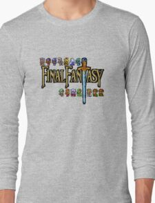 Game of Roles Long Sleeve T-Shirt