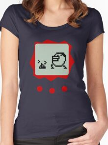 Tamagotchi Women's Fitted Scoop T-Shirt