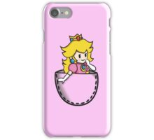 Pocket Peach iPhone Case/Skin