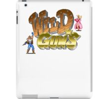 Guns Blazing iPad Case/Skin