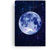 Goodnight moon Canvas Print