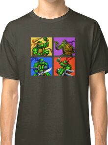Half Shelled Heroes Classic T-Shirt