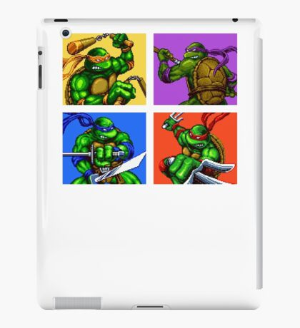 Half Shelled Heroes iPad Case/Skin