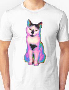 Psychedelic Kitty IV Unisex T-Shirt