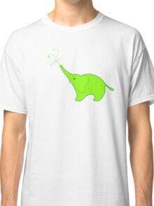 Little Squirt green Classic T-Shirt