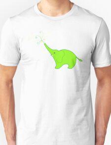 Little Squirt green Unisex T-Shirt
