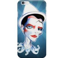 Pierrot iPhone Case/Skin