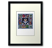 Mavericks Framed Print