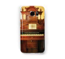 Victorian Parlor Organ Samsung Galaxy Case/Skin