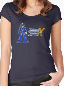 X Marks The Spot Women's Fitted Scoop T-Shirt