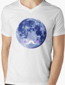 Goodnight moon Mens V-Neck T-Shirt