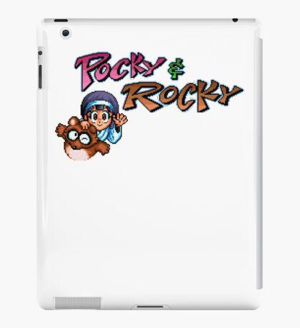 Pock N Rock iPad Case/Skin