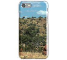 Giant Termite Mound iPhone Case/Skin