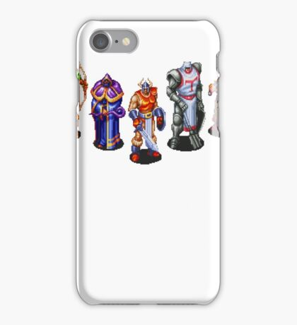 Select Your Hero iPhone Case/Skin