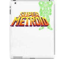 Super Samus iPad Case/Skin