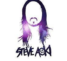STEVE AOKI SPACE by AMIRUMBO