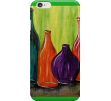 Glass on the Window Sill iPhone Case/Skin
