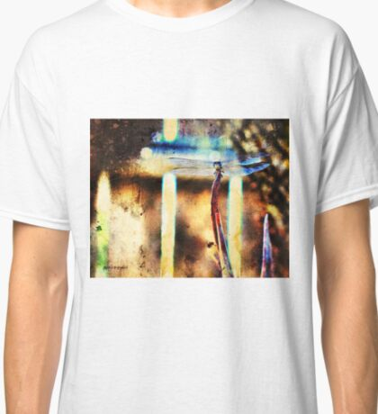 A Single Wish (Art & Poetry) Classic T-Shirt