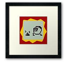 Tamagotchi Framed Print