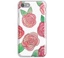 Rosy iPhone Case/Skin