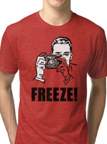Photography Photographer Gift Cool Tri-blend T-Shirt