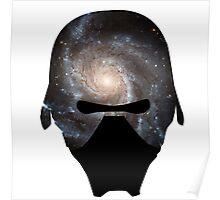 Kylo Ren Stars Poster