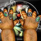 Magic Pill Hands by GolemAura
