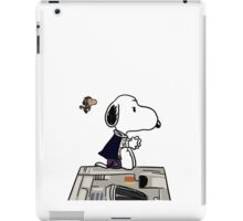 Snoopy Han Solo iPad Case/Skin