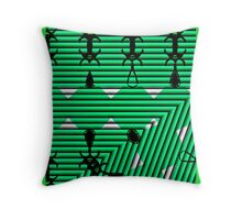 Call of the jungle. Throw Pillow