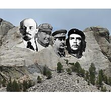 Russe mort mount pict Photographic Print