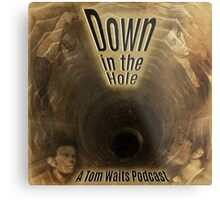 Down in the Hole Podcast Metal Print