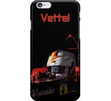 Sebastian Vettel; Ferrari 2015 iPhone Case/Skin