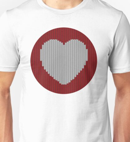 Wool Heart Unisex T-Shirt