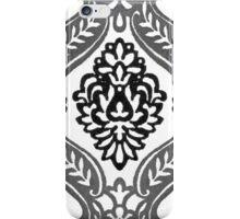 Retro Foliage iPhone Case/Skin