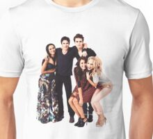 The Vampire Diaries Cast Unisex T-Shirt