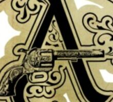 Pistol Annies Band Logo Sticker