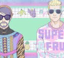 SuperFruit Art Sticker
