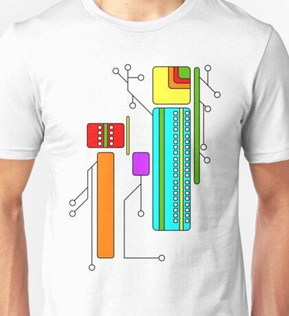 Micro Chips Unisex T-Shirt