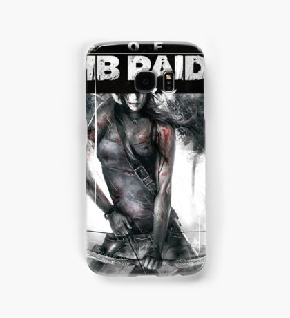 Rise of the Tomb Raider Samsung Galaxy Case/Skin