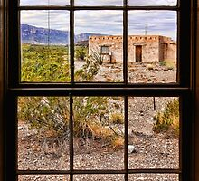 A Look Into The Past by Judy Vincent