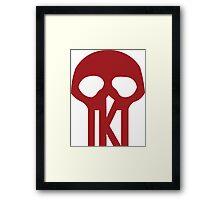Killinger Logo Framed Print
