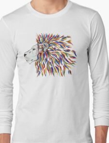 Mane of Color Long Sleeve T-Shirt