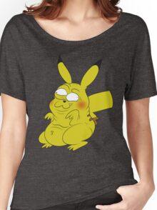 Retarded Pikachu - Pokémon Women's Relaxed Fit T-Shirt