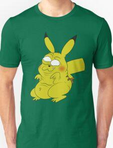 Retarded Pikachu - Pokémon Unisex T-Shirt